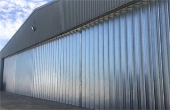 Industrial Sliding Folding Doors For Warehouses