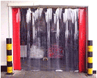 PVC Strip Curtains -An Ideal Solution for Business Premises