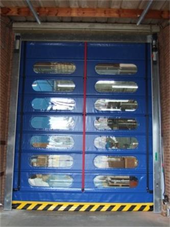 Rapid Roll Industrial Doors