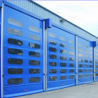 Why Choose High Speed Rapid Roll Doors