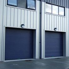 Industrial Doors For UK Business Warehouses