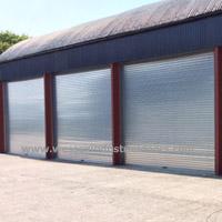 Industrial Roller Shutter Doors for Business Premises
