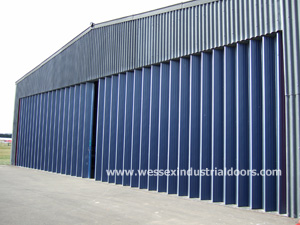 Industrial Sliding Doors for Warehouse Units