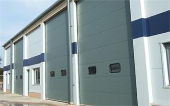 Loading Bay Door Manufacturer UK