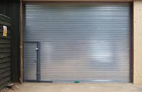 Roller Shutters with Wicket Doors