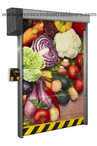 Rapid Roll Doors Can Help Reduce Energy Costs