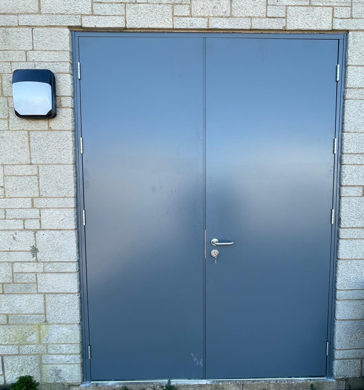 Steel Doors Sets