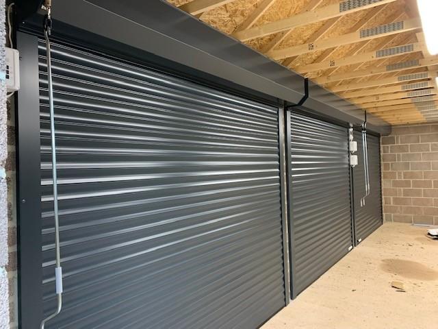 Insulated Garage Doors Inside
